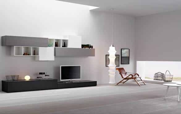 composition meuble tv avec les meilleures collections d 39 images. Black Bedroom Furniture Sets. Home Design Ideas